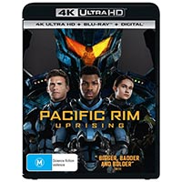 4K July 2018 - Pacific Rim Uprising