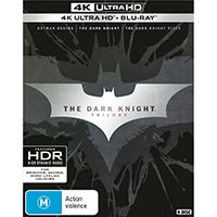 4K July 2018 - The Dark Knight Trilogy