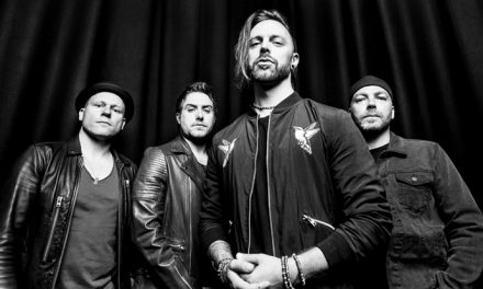 A chat with Bullet For My Valentine