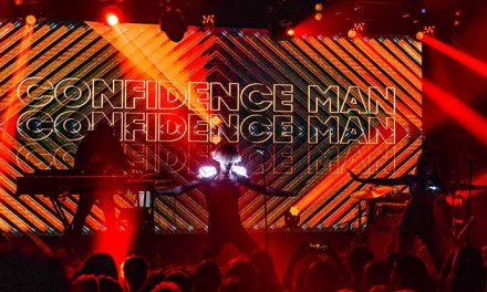Confidence Man @ 170 Russell – gallery