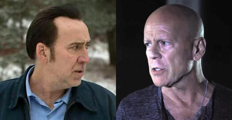Is Bruce Willis the new Nic Cage?