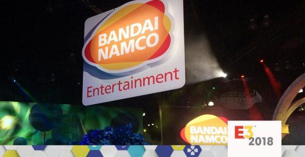 Bandai Namco E3 2018 roundup