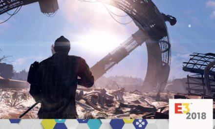 Fallout 76 E3 official trailer