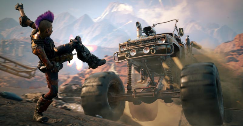 Rage of extinction – Rage 2 preview