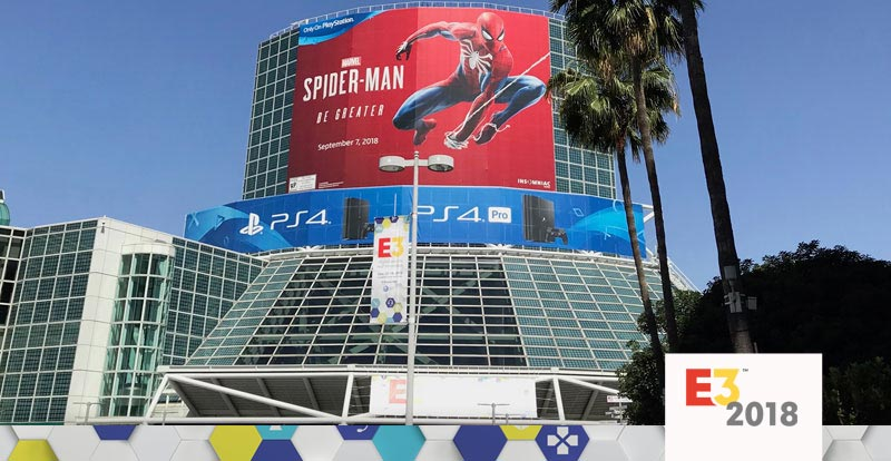 E3 2018 – Day one roundup