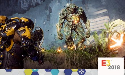 Anthem E3 cinematic trailer