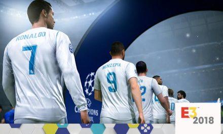 FIFA 2019 E3 reveal trailer
