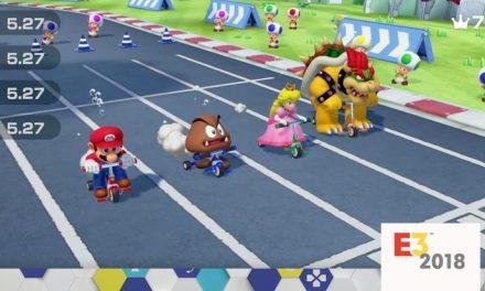 Super Mario Party E3 trailer
