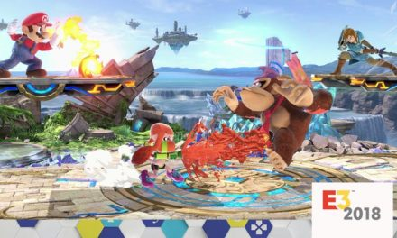 Super Smash Bros. Ultimate E3 reveal