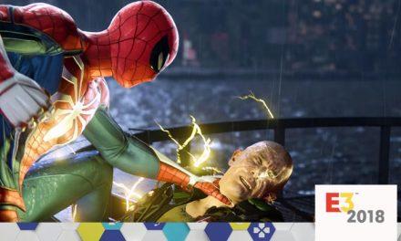 Spider-Man E3 gameplay trailer