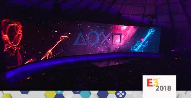 PlayStation E3 2018 showcase roundup