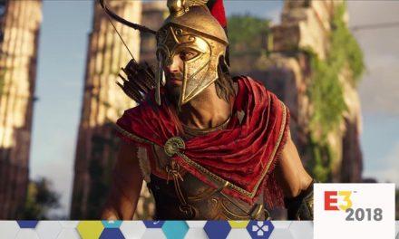 Assassin's Creed Odyssey E3 world reveal trailer
