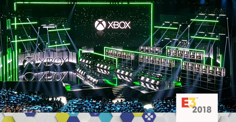 Xbox E3 2018 briefing roundup