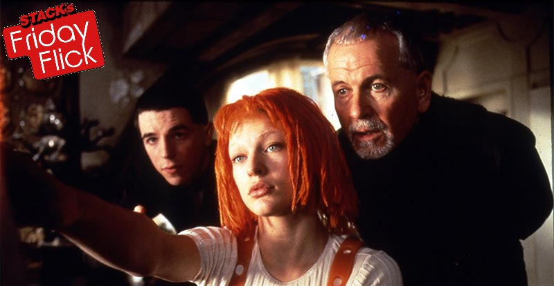 STACK's Friday Flick – The Fifth Element