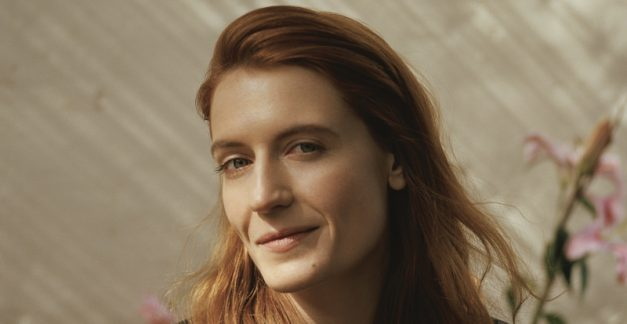 Florence Welch on 'High As Hope'