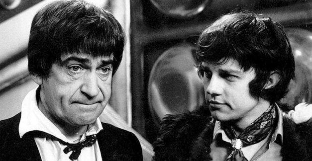 Q&A with Frazer Hines – Doctor Who