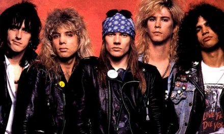 Whetting the appetite: How Guns N' Roses' debut was born