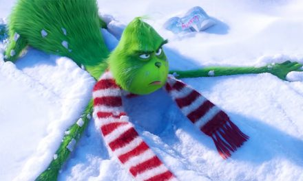 Grumble, grumble, grumble, new The Grinch trailer, grumble
