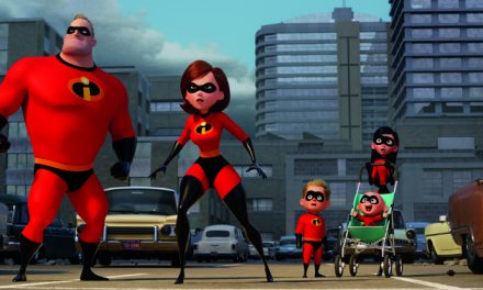 Interview – Incredibles 2