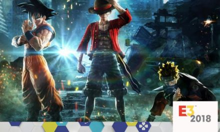 Jump Force – all your manga and anime are belong to us!