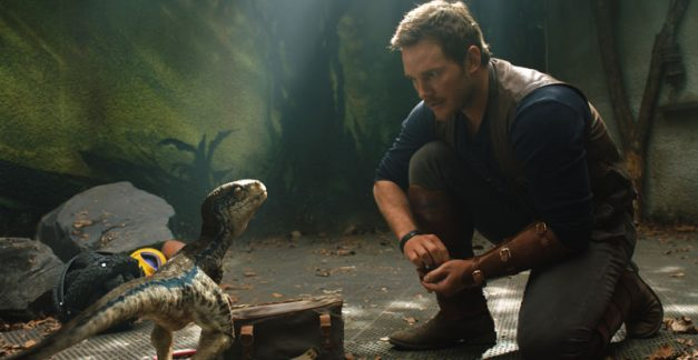 Jurassic World: Fallen Kingdom – review