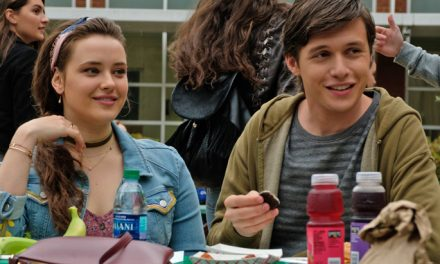 Interview with Nick Robinson and Katherine Langford – Love, Simon