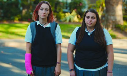 Lady Bird on DVD and Blu-ray June 13