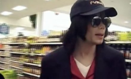 Watch Michael Jackson go grocery shopping for the first time