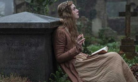 Interview with Elle Fanning – Mary Shelley