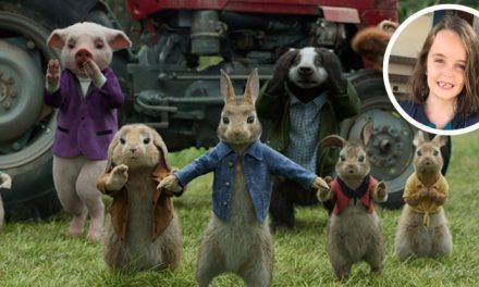 STACK Kids Corner reviews Peter Rabbit