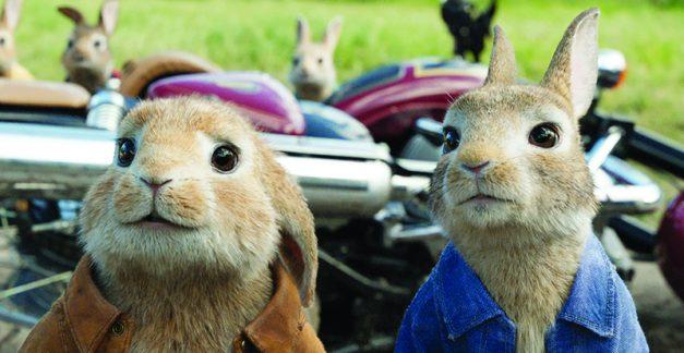 Peter Rabbit on DVD, Blu-ray & 4K June 27