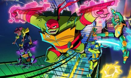 Classic '80s Teenage Mutant Ninja Turtles theme gets remade