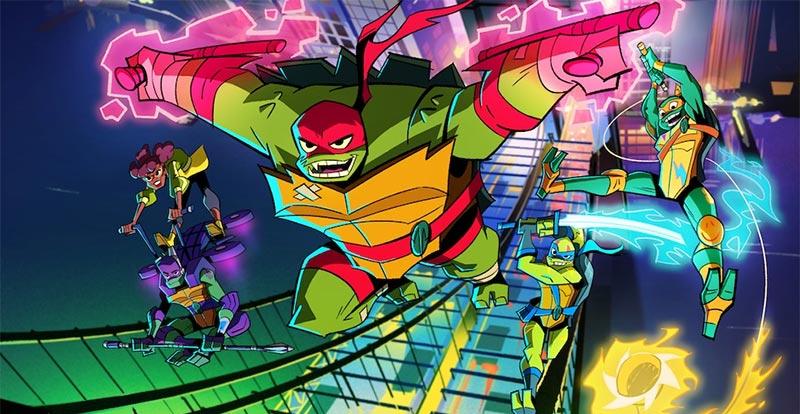 Classic '80s Teenage Mutant Ninja Turtles theme gets remade