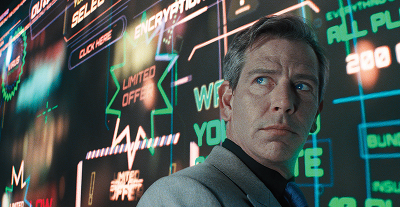 Interview with Ben Mendelsohn – Ready Player One