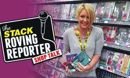 DVD Talk with Nadia Castaldi (JB Wollongong, NSW)
