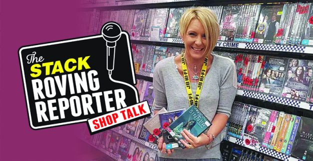 DVD Talk with Nadia Castaldi (JB Wollongong, NSW)
