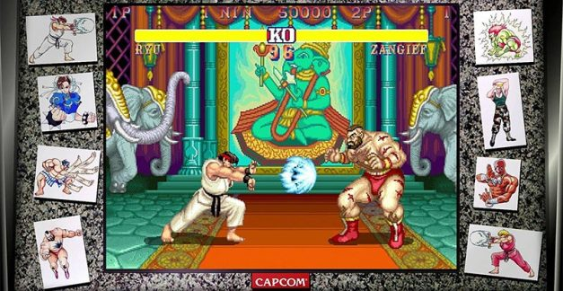 Street Fighter 30th Anniversary Collection – review