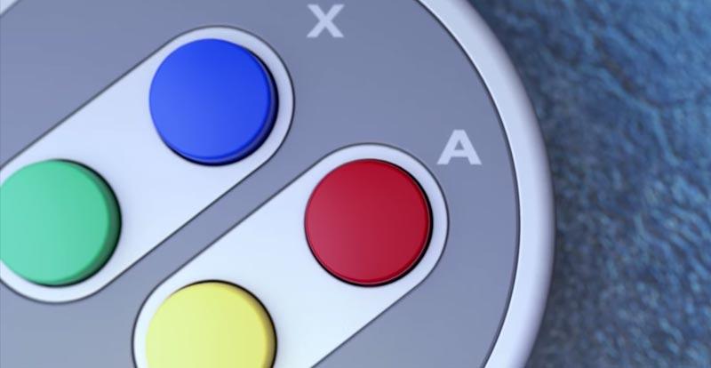 The return of the shrunken Super Nintendo!