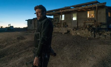 Sicario: Day of the Soldado – review