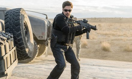 Set visit – Sicario: Day of the Soldado