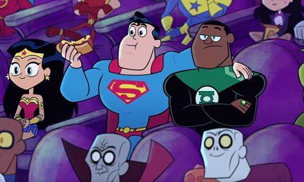 First look at Nic Cage in Teen Titans Go! To the Movies! Well, kinda…