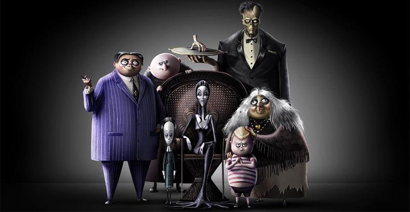 New The Addams Family animated movie – creepy, kooky and A-list!