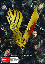 Vikings: Season 5, Part 1 on DVD and Blu-ray June 20 - STACK
