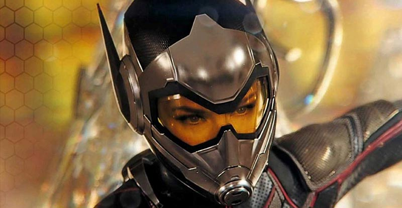 Ant-Man and the Wasp – Wasp, Wasp, who the heck is Wasp?
