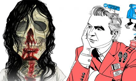 Andrew W.K. and David Byrne announce Oz tours