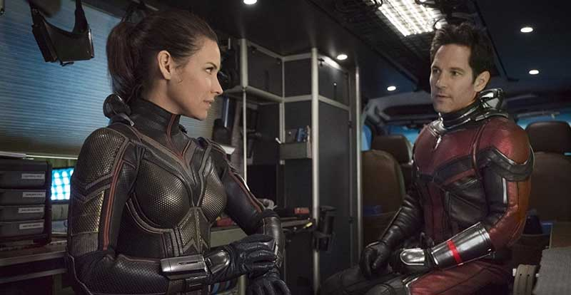 Ant-Man and the Wasp – review