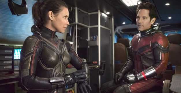Ant-Man and the Wasp – set visit