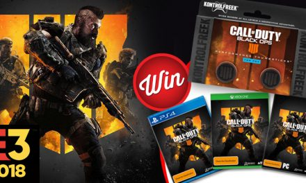 Win a copy of Call of Duty: Black Ops 4 plus KontrolFreek Thumbsticks