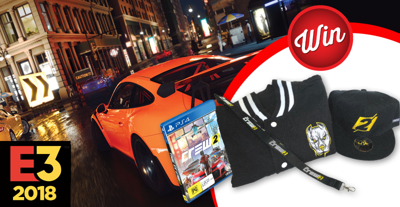 The Crew 2 merch packs