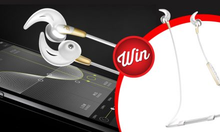 Win Jaybird Freedom 2 wireless in-ear headphones